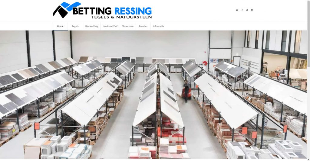 bettingressing.nl
